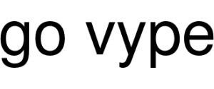 Go Vype Vouchers