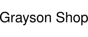 Grayson Shop Vouchers