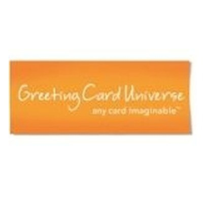 Greeting Card Universe Vouchers