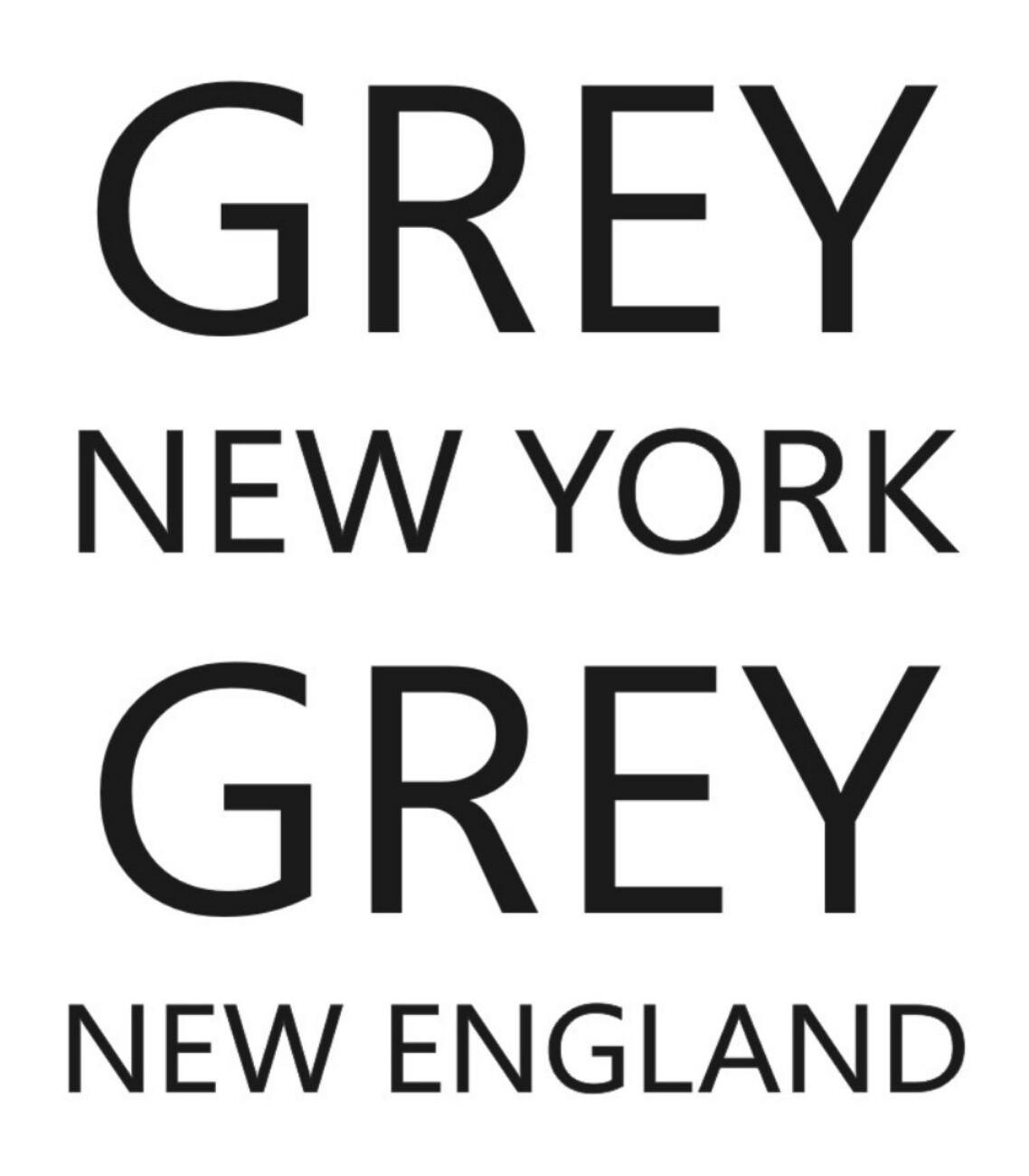Grey New York Grey New England Vouchers