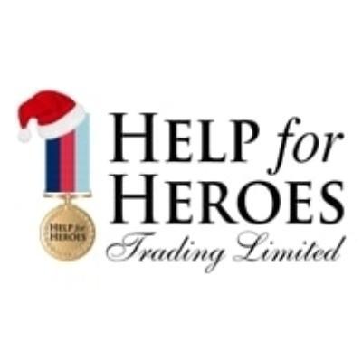 Help For Heroes Shop Vouchers