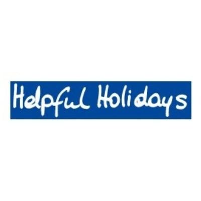 Helpful Holidays Vouchers