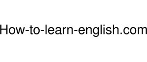 How-to-learn-english Logo
