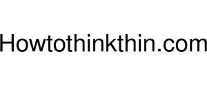 Howtothinkthin Logo