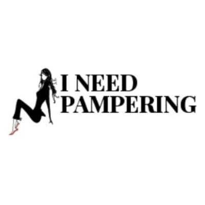 I Need Pampering Vouchers