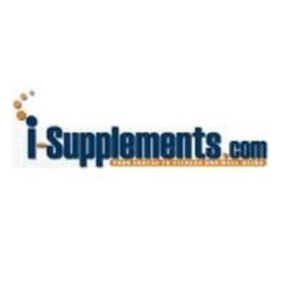 I-Supplements Vouchers