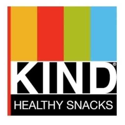KIND Healthy Snacks Vouchers