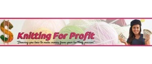 Knittingforprofit Logo