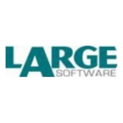 Large Software Vouchers