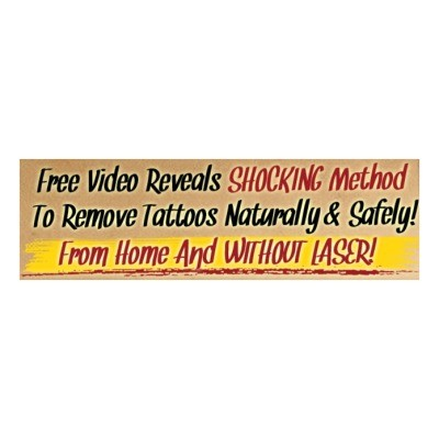 Laserless Tattoo Removal Vouchers