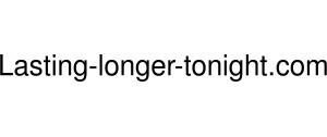 Lasting-longer-tonight Logo