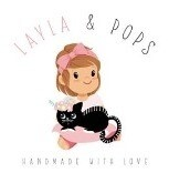 Layla And Pops Logo