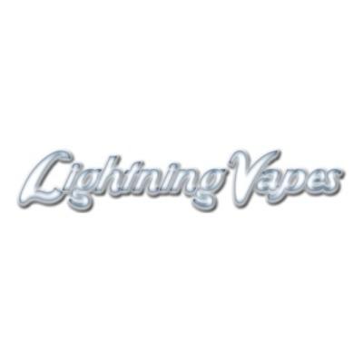 Lightning Vapes Logo