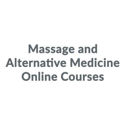 Massage And Alternative Medicine Online Courses Logo