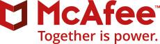 McAfee Home Use Logo