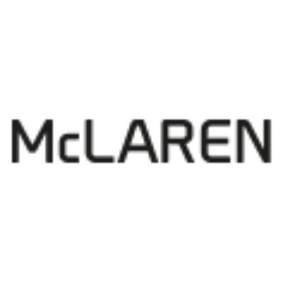 McLaren Store Vouchers