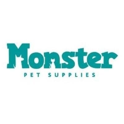 Monster Pet Supplies Vouchers