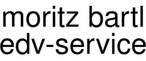 Moritz Bartl Edv-service Logo