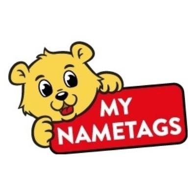 My Nametags Vouchers