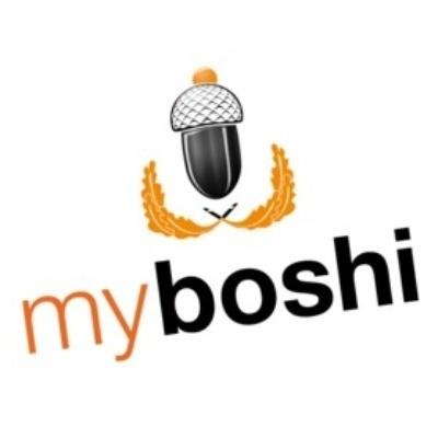 MyBoshi Vouchers