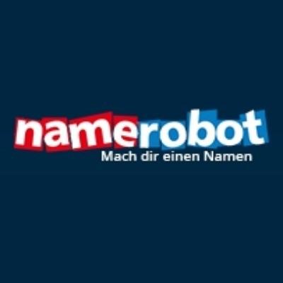 Name Robot Vouchers