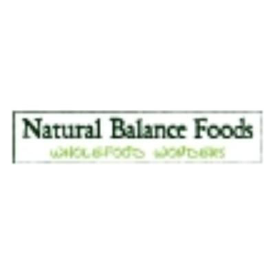 Natural Balance Foods Vouchers