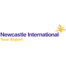 Newcastle Airport Parking Logo