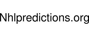 Nhlpredictions Logo