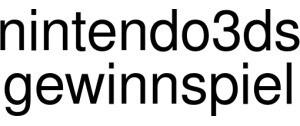 Nintendo3ds Gewinnspiel Logo