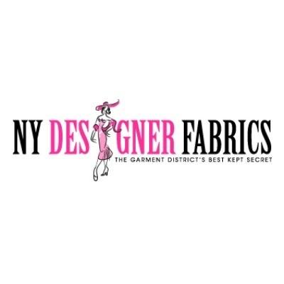 NY Designer Fabrics Vouchers