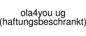 Ola4you Ug (haftungsbeschrankt) Logo