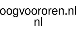 Oogvoororen.nl Vouchers