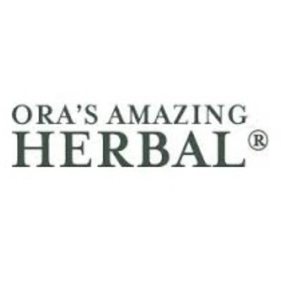 Ora's Amazing Herbal Logo