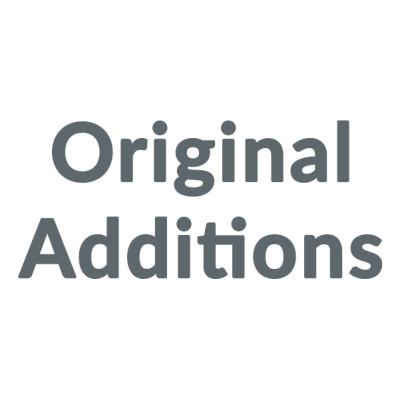 Original Additions Vouchers