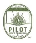 Pilot Men's Grooming & Skin Care Vouchers