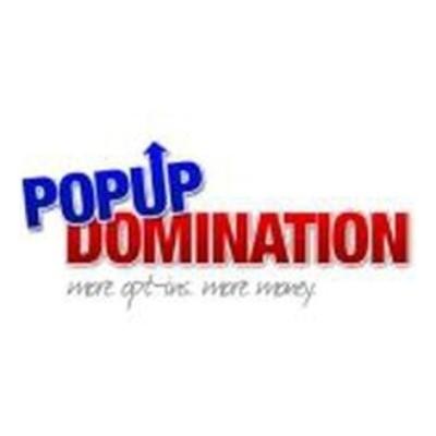Popup Domination Vouchers