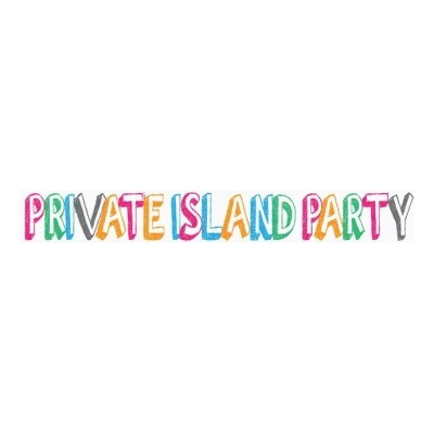 Private Island Party Vouchers