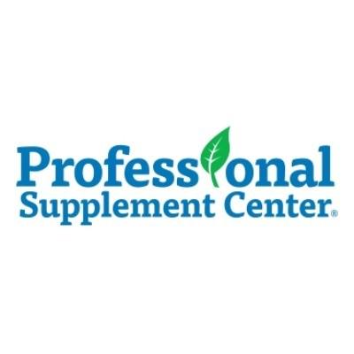 Professional Supplement Center Vouchers