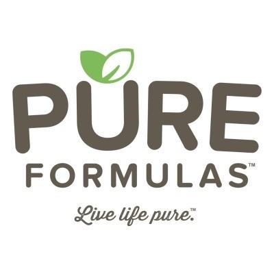 Pure Formulas Vouchers