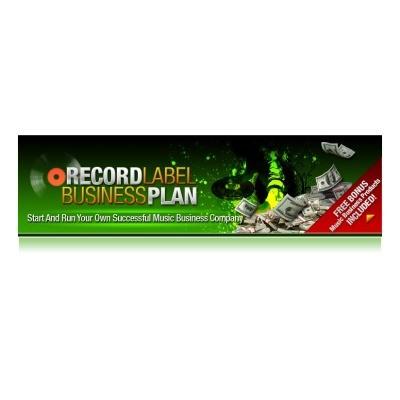 Record Label Business Plan Vouchers
