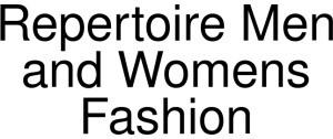 Repertoire Men And Womens Fashion Logo