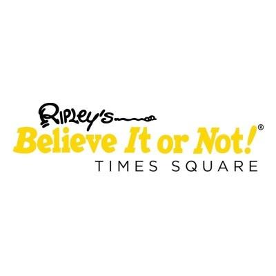 Ripleys Believe It Or Not Vouchers