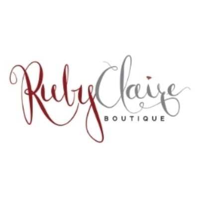 RubyClaire Boutique Vouchers