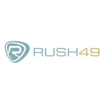 Rush49 Logo