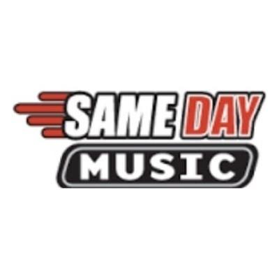 Same Day Music Vouchers