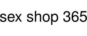 Sex Shop 365 Vouchers