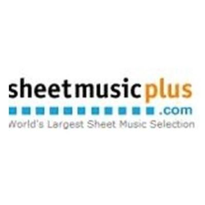 Sheet Music Plus Vouchers