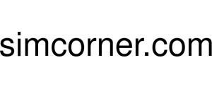 Simcorner Logo