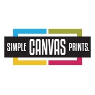 Simple Canvas Prints Vouchers
