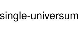 Single-universum Logo
